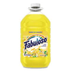 Fabuloso® Multi-use Cleaner, Lemon Scent, 169 oz Bottle, 3/Carton