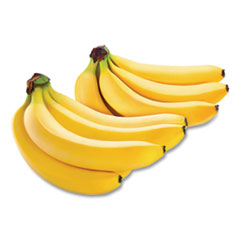 National Brand Fresh Organic Bananas, 6 lbs, 2 Bundles/Pack, Free Delivery in 1-4 Business Days