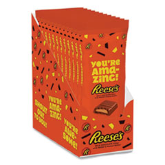 Reese's® Peanut Butter Appreciation XL Bars, 4.25 oz, 12 Bars/Box, Free Delivery in 1-4 Business Days