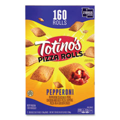 Totino's® Pizza Rolls® Pepperoni Pizza Rolls, 39.9 oz Bag, 80 Rolls/Bag, 2 Bags/Box, Free Delivery in 1-4 Business Days