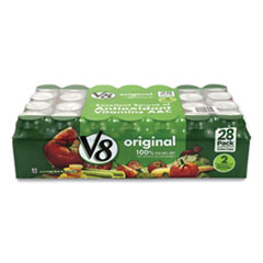 V-8® Vegetable Juice, 11.5 oz Can, 28/Pack, Free Delivery in 1-4 Business Days