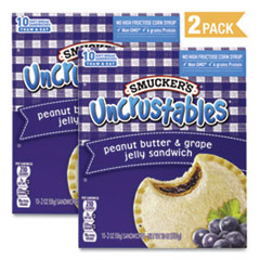 Smucker's® UNCRUSTABLES Soft Bread Sandwiches