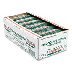 Krispy Kreme® Chocolate Dipped Doughnut, 3 oz Pack, 12 Packs/Box, Free Delivery in 1-4 Business Days