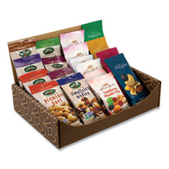 Snack Box Pros Healthy Mixed Nuts Snack Box, 18 Assorted Snacks, Free Delivery in 1-4 Business Days