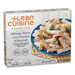 Lean Cuisine® Favorites Alfredo Pasta with Chicken and Broccoli, 10 oz Box, 3 Boxes/Pack, Delivered in 1-4 Business Days
