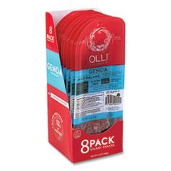 OLLI® SALUMERIA Genoa Mild Salami Snacks, 1.5 oz Pack, 8 Packs/Box