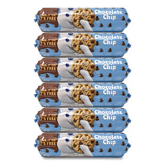 Pillsbury Create 'N Bake Chocolate Chip Cookies, 16.5 oz Tube, 6 Tubes/Pack, Free Delivery in 1-4 Business Days
