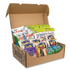 Snack Box Pros Gluten Free Snack Box, 32 Assorted Snacks, Free Delivery in 1-4 Business Days