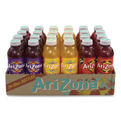 Arizona® Juice Variety Pack, Fruit Punch/Mucho Mango/Watermelon, 20 oz Can, 24/Pack, Free Delivery in 1-4 Business Days
