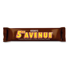 5th AVENUE® Candy Bars, Full Size, 2 oz, 18/Carton, Free Delivery in 1-4 Business Days