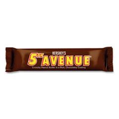 5th AVENUE® Candy Bars, Full Size, 2 oz, 18/Carton