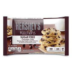 Hershey®'s Sugar Free Chocolate Chips, 8 oz Bag, 2/Pack, Free Delivery in 1-4 Business Days