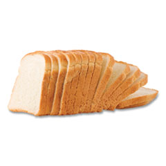 National Brand White Bread, 2/Pack, Delivered in 1-4 Business Days