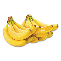 National Brand Fresh Bananas, 6 lbs, 2 Bundles/Pack, Free Delivery in 1-4 Business Days