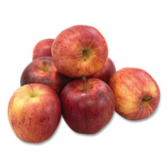 National Brand Fresh Gala Apples, 8/Pack, Free Delivery in 1-4 Business Days