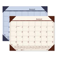 House of Doolittle™ EcoTones® 100% Recycled Academic Desk Pad Calendar