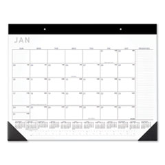 AT-A-GLANCE® Contemporary Monthly Desk Pad