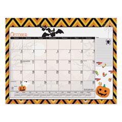 Earthscapes Seasonal Desk Pad Calendar, 22 x 17 ...