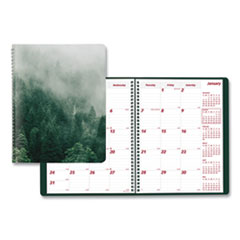 Brownline® Mountains 14-Month Planner