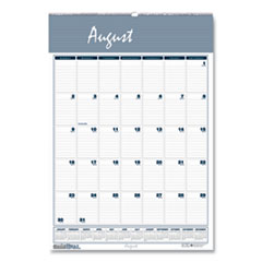 House of Doolittle™ Bar Harbor 100% Recycled Wirebound Monthly Wall Calendar