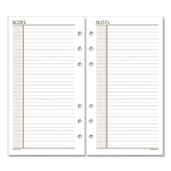 AT-A-GLANCE® Lined Notes Pages