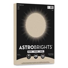 Astrobrights® Color Paper, 24 lb, 8.5 x 11, Kraft, 200/Pack