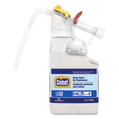 P&G Professional™ Dilute 2 Go, Comet Deep Clean for Restrooms, Fresh Scent, , 4.5 L Jug, 1/Carton