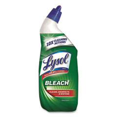 LYSOL® Brand Disinfectant Toilet Bowl Cleaner With Bleach