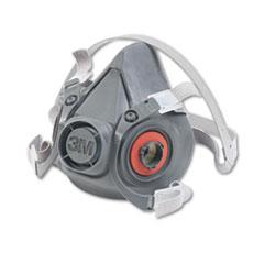 3M™ Half Facepiece Respirator 6000 Series, Reusable, Large