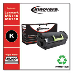 Black, 3 Pack MS Imaging Supply Laser Toner Cartridge Cartridge Replacement for Brother TN436BK