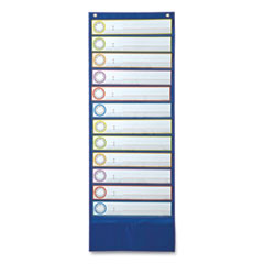 Carson-Dellosa Education Deluxe Scheduling Pocket Chart