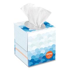 Kleenex® Anti-Viral Facial Tissue, 3-Ply, White, 60 Sheets/Box, 27 Boxes/Carton