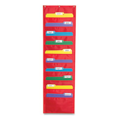 Carson-Dellosa Education Storage Pocket Chart