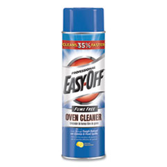 Professional EASY-OFF® Fume-Free Oven Cleaner