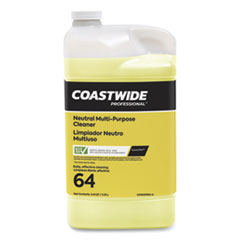 Coastwide Professional™ Neutral Multi-Purpose Cleaner 64 Eco-ID™ Concentrate
