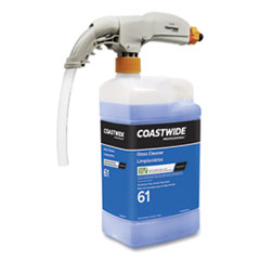 Coastwide Professional™ Plastic Bottle with Graduations, For Use With Coastwide Professional 61 Glass Cleaner, 32 oz