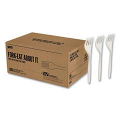 Perk™ Mediumweight Plastic Cutlery