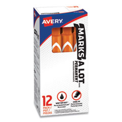 Avery® MARKS A LOT® Large Desk-Style Permanent Marker