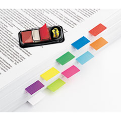 "Post-it® Flags Assorted Color 1"" Flag Refills Thumbnail"