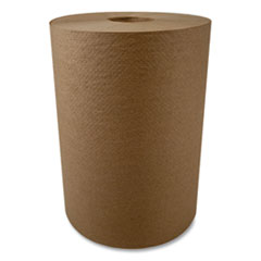 "Morcon Tissue 10 Inch Roll Towels, 1-Ply, 10"" x 800 ft, Kraft, 6 Rolls/Carton"