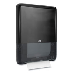 Tork® PeakServe Continuous Hand Towel Dispenser, 14.44 x 3.97 x 19.3, Black