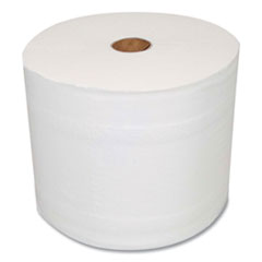 Morcon Tissue Small Core Bath Tissue, Septic Safe, 2-Ply, White, 1000 Sheets/Roll, 36 Roll/Carton
