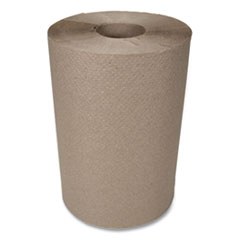 "Morcon Tissue Morsoft Universal Roll Towels, 7.88"" x 300 ft, Brown, 12/Carton"