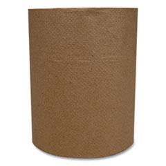 "Morcon Tissue Morsoft Universal Roll Towels, Kraft, 1-Ply, 600 ft, 7.8"" Dia, 12 Rolls/Carton"