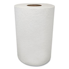"Morcon Tissue Morsoft Universal Roll Towels, 8"" x 350 ft, White, 12 Rolls/Carton"