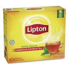 Tea Bags, Regular, 100/Box