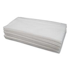 Morcon Tissue Morsoft Dispenser Napkins, 1-Ply, 11.5 x 13, White, 250/Pack, 24 Packs/Carton
