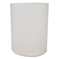 "Morcon Tissue Morsoft Universal Roll Towels, Paper, White, 7.8"" x 600 ft, 12 Rolls/Carton"