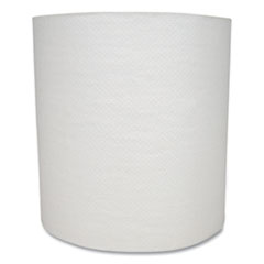 "Morcon Tissue Morsoft Universal Roll Towels, 1-Ply, 8"" x 700 ft, White, 6 Rolls/Carton"