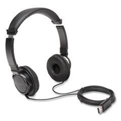 Hi-Fi Headphones, Black